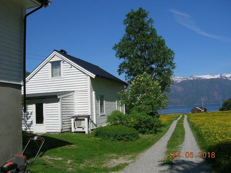 House near the Sognefjord, location de vacances à Sogn og Fjordane