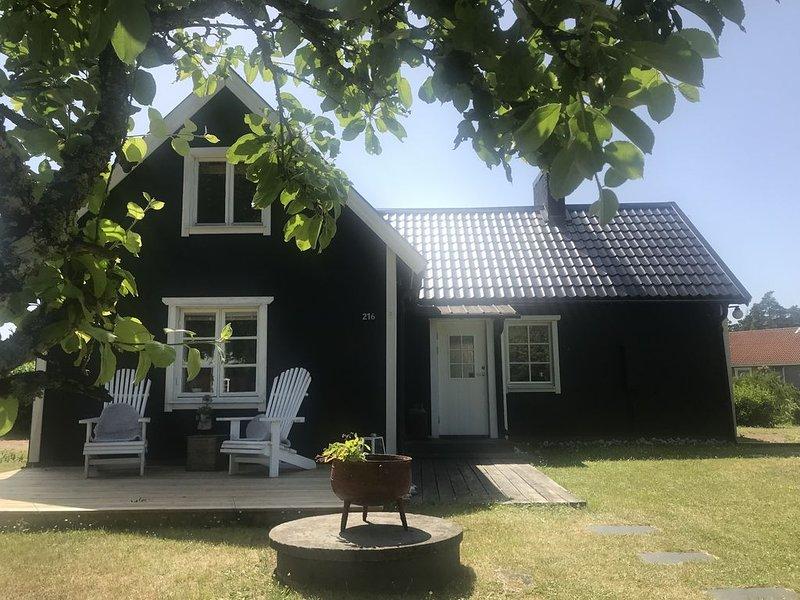 Härligt sommarhus på Gotland, holiday rental in Gotland