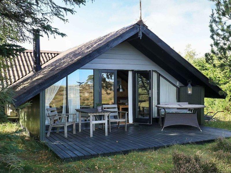 Appealing Holiday Home in Ålbæk with Terrace, alquiler vacacional en Kandestederne