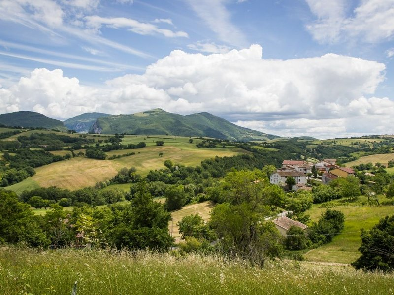 Casa vacanze Avenale, Marche, holiday rental in Genga