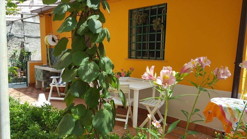 AAUTGE10596 Un Oasi Al Mare, vacation rental in Moneglia