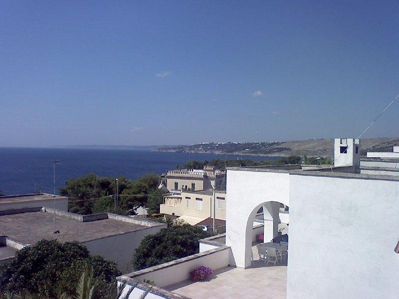 Appartamento Tevere da Mary, holiday rental in Santa Cesarea Terme