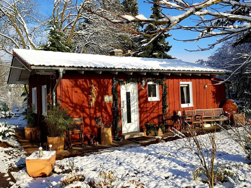 Blissful Holiday Home in Battenberg with Fenced Garden, location de vacances à Dautphetal