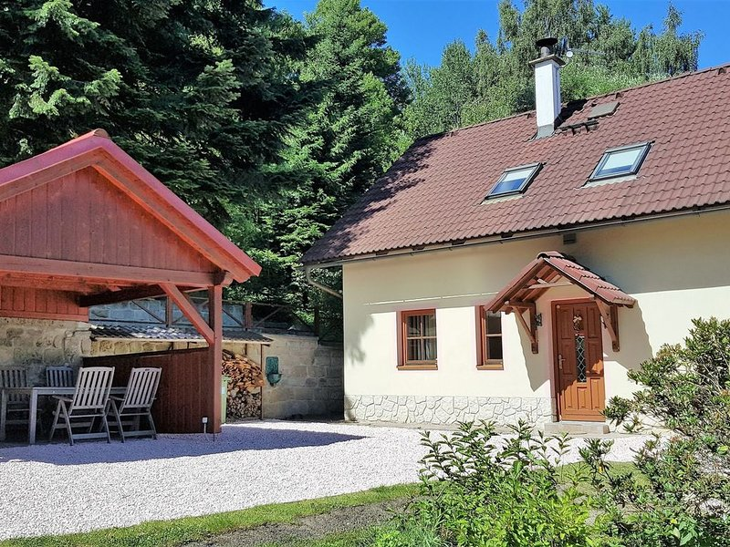 Elite Cottage in Turnov near Ski area, holiday rental in Lisny