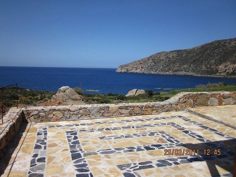 Close to the sea, beautiful nature, quiet, magical – semesterbostad i Amigdhalokefali