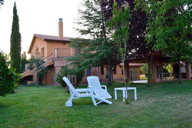 Casa rural (alquiler íntegro) Granja de Cantarinas para 10 personas, holiday rental in Province of Salamanca