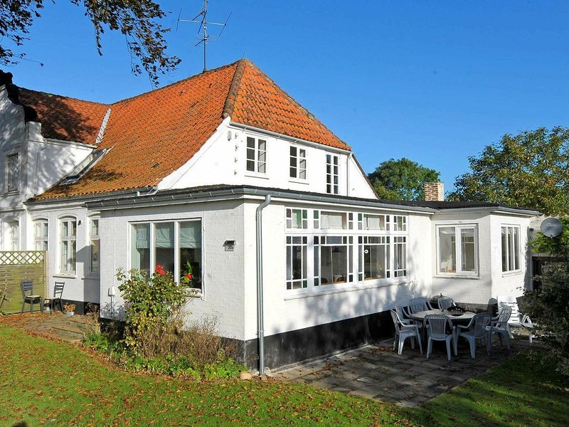 Peaceful Holiday Home in Thisted near Sea – semesterbostad i Sönderborg