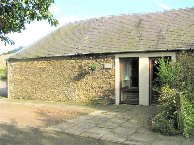 Eildon Holiday Cottages - Hamiltons - spacious 1 bedroom cottage 2 mins from Mel, location de vacances à Lauder