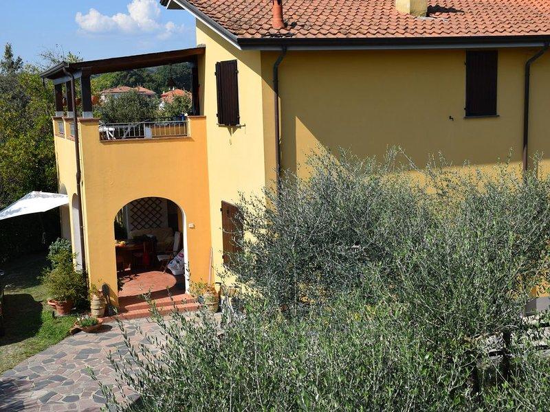B&B AlbaChiara House, holiday rental in Porredo