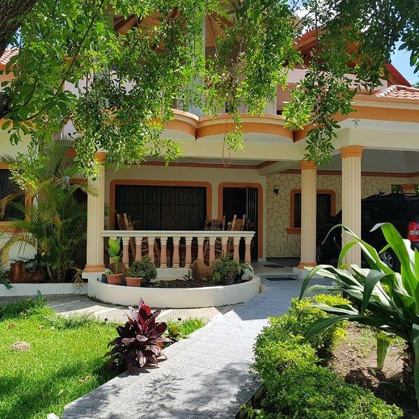 Residencia Abreu  . Una estancia idónea para conocer  precioso pueblo, jarabacoa, vacation rental in La Vega Province