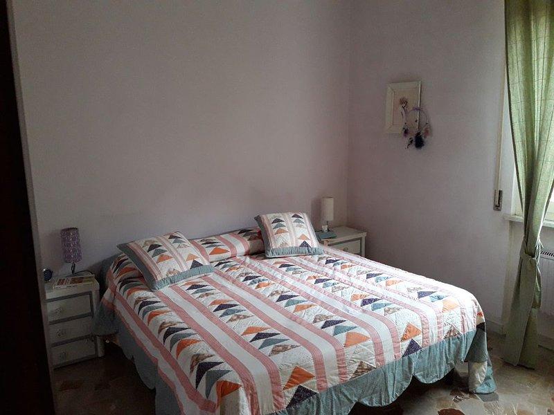 Appartement traditionnel italien secteur calme, entre Portofino et 5 terres., vakantiewoning in Mezzanego