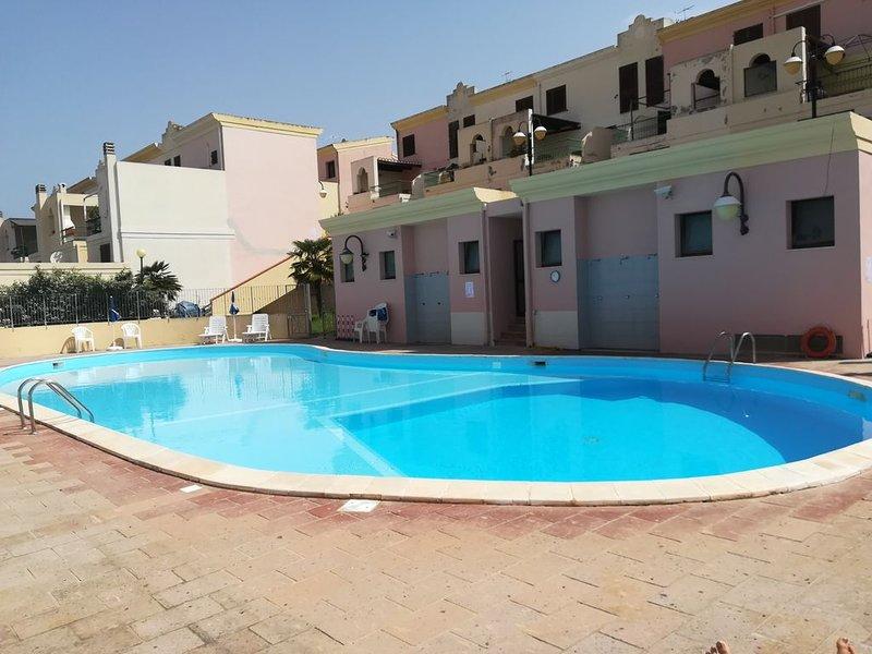 Casa Lentischi.  Scegli le meraviglie della Sardegna per le tue vacanze, vacation rental in Villasimius