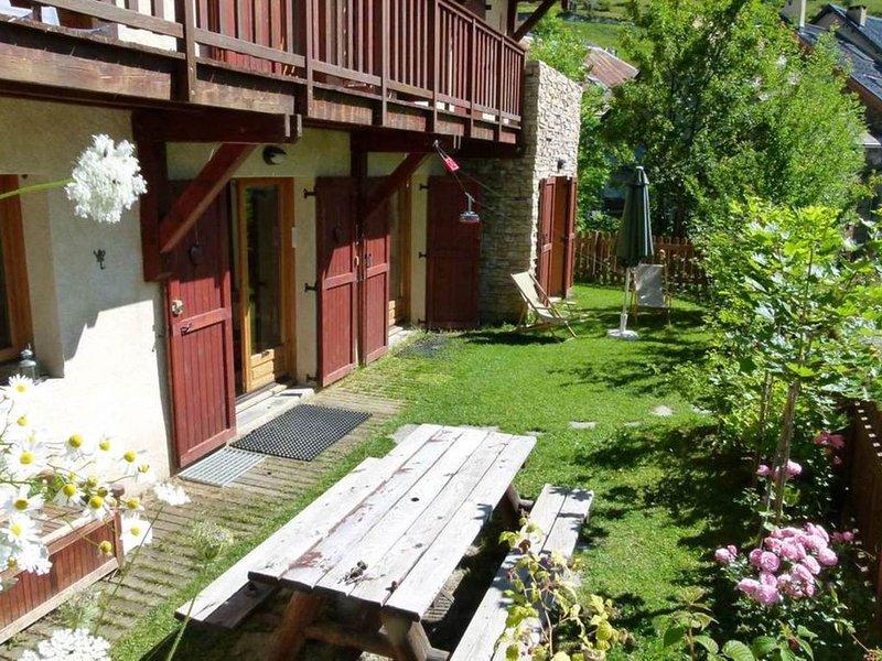 Serre Che 1500 en famille ou entre amis, location de vacances à Villar-d'Arêne