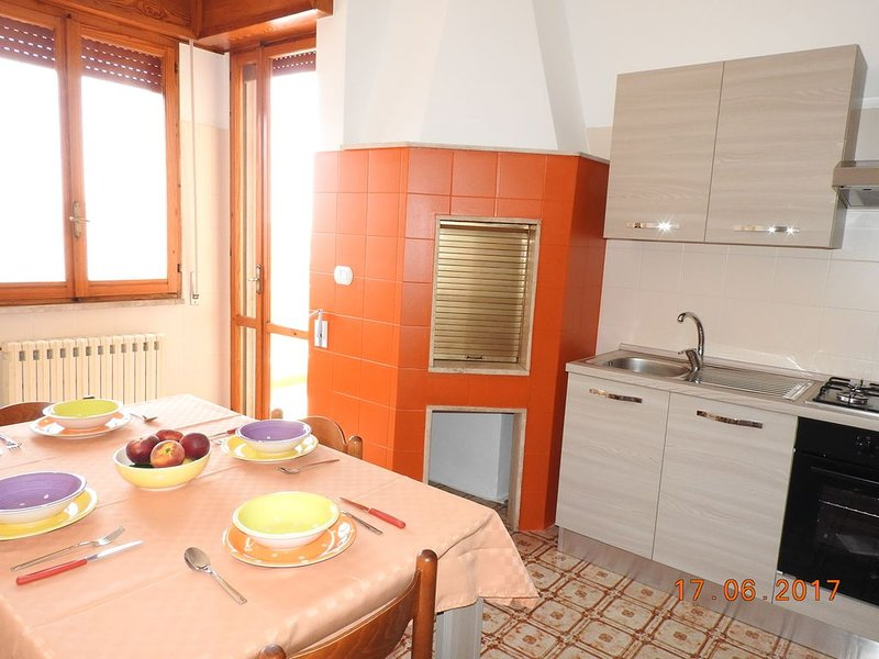 Gallipoli Casa Florio:  ampio e moderno appartamento, location de vacances à Collepasso