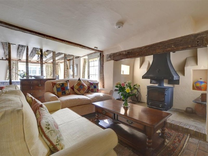 Old Cobblers Cottage at Kings Head House, holiday rental in Goudhurst