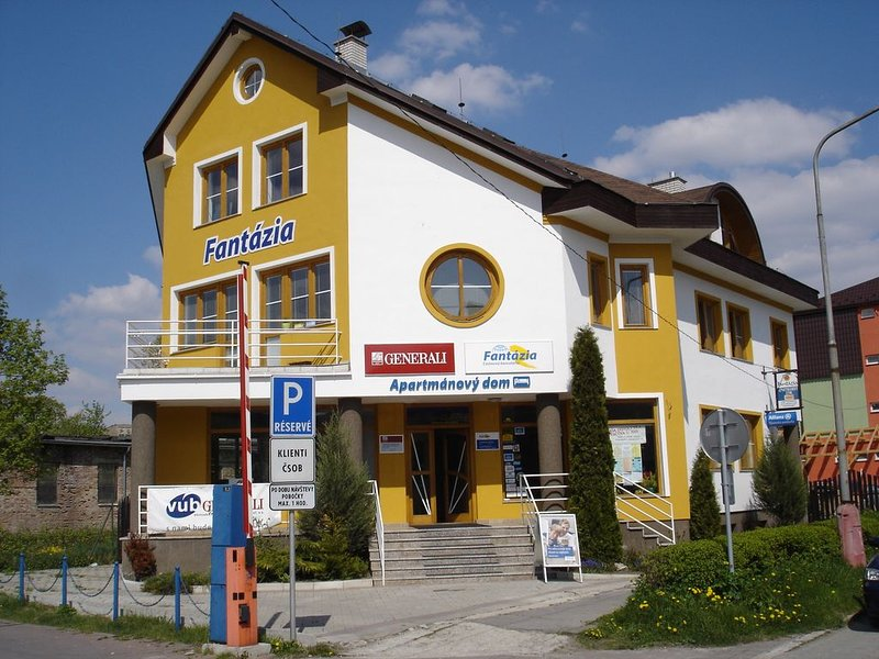 Lux apartment Fantazia, holiday rental in Velka Lomnica