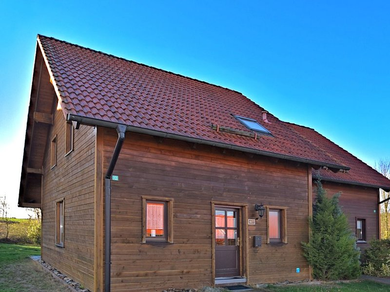Quaint Holiday Home in Hasselfelde with Terrace, holiday rental in Rubeland