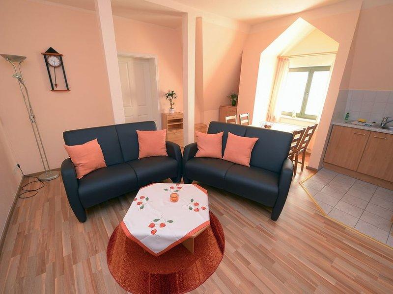 Quaint Apartment in Kühlungsborn on the Baltic Sea Coast, holiday rental in Klein Bollhagen