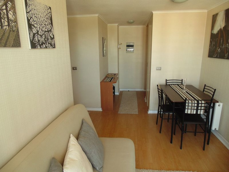 Departamento central amoblado, holiday rental in Biobio Region