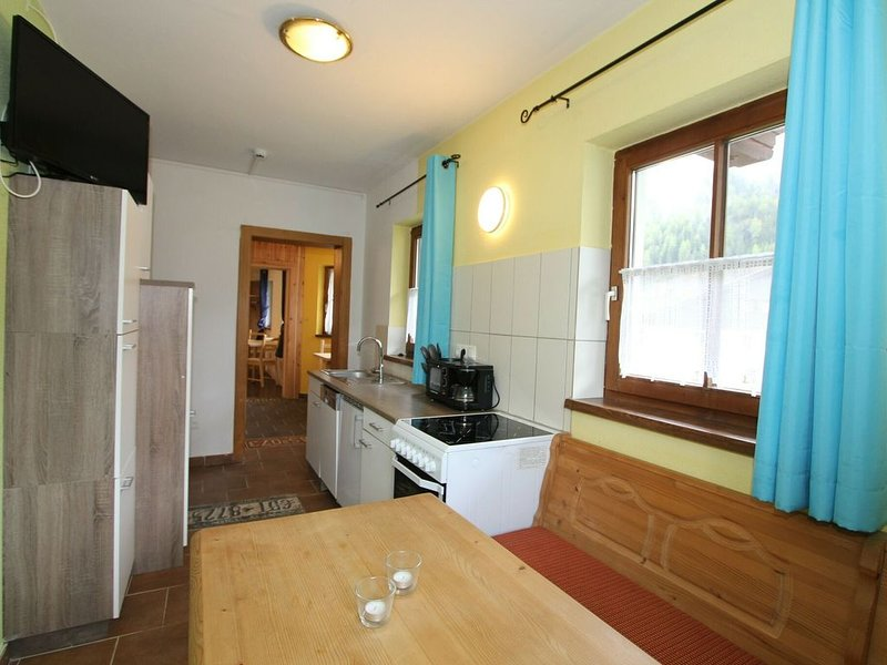 Pleasant Apartment in Längenfeld with Sauna, holiday rental in Plangeross