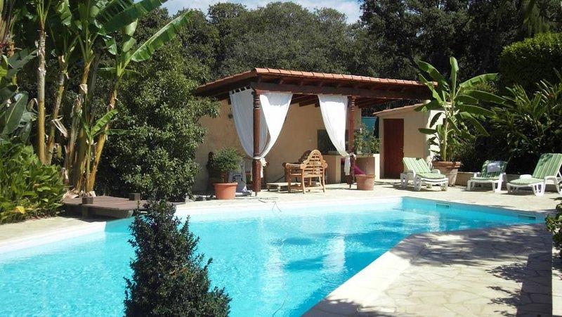 Porticcio, maison de caractère près des plages, holiday rental in Porticcio