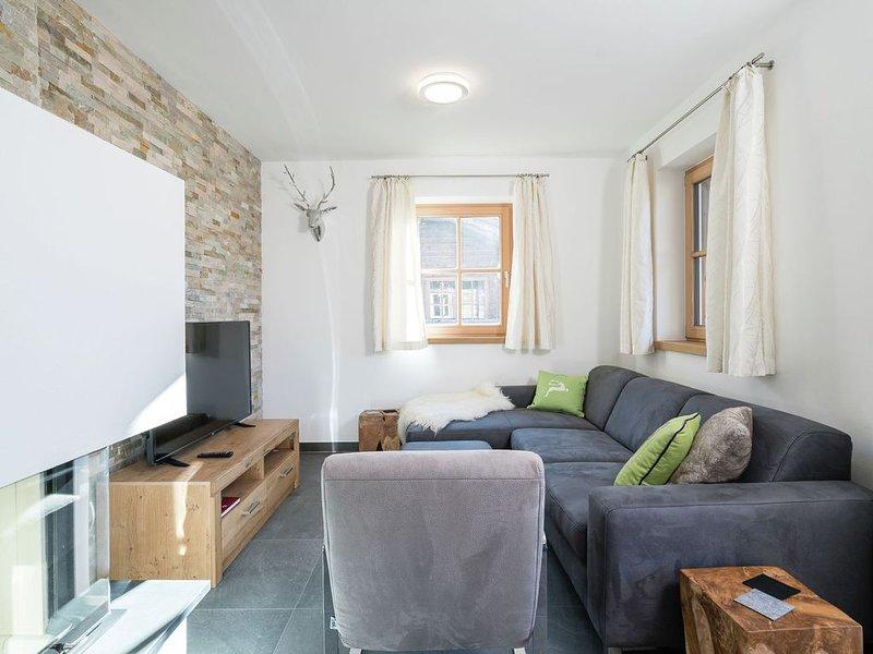 Spacious Apartment with Infrared Sauna in Salzburg, location de vacances à Hollersbach im Pinzgau