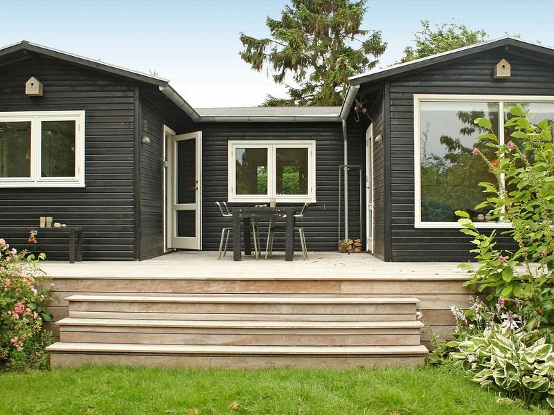 Modern Holiday Home in Jaegerspris with Terrace, vacation rental in Oroe
