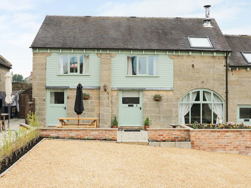 Old Hall Cottages, MAYFIELD, holiday rental in Thorpe