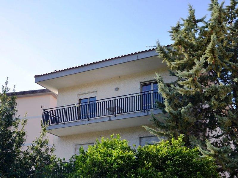 Casavacanze al centro di Agropoli vicino al mare e scavi di Paestum WI-Fi gratis, location de vacances à Agropoli