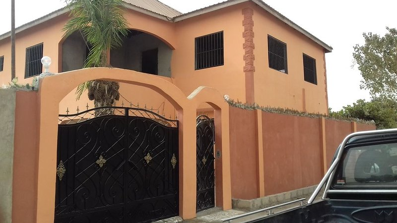 KEUR  SIGA  (SELF CATERING. HOUSE TO RENT, holiday rental in Central River Division
