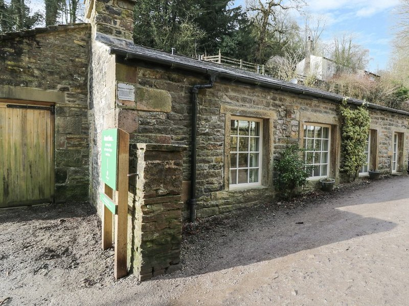 High Mill Cottage, SKIPTON, vakantiewoning in Embsay