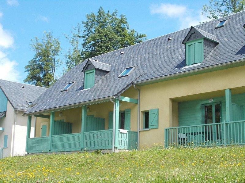 appartement chalet T3, location de vacances à Cauterets