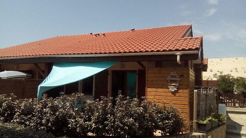 LA PETITE MAISON  DE LA DUNE  - 2 chambres - Accès IMMEDIAT PLAGE, vacation rental in Capbreton