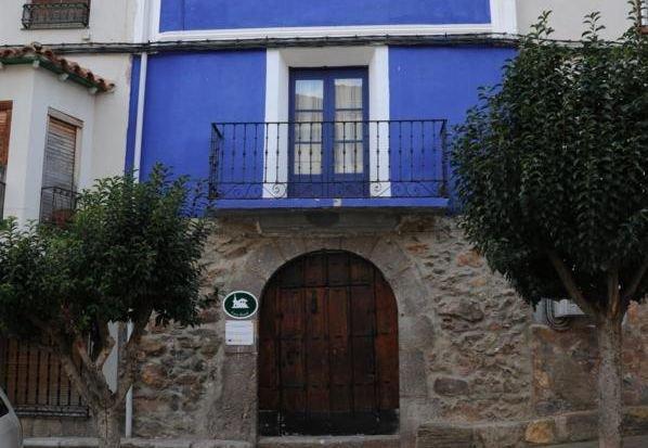 Casa Rural Muro de Aguas para 12 personas, holiday rental in Ausejo
