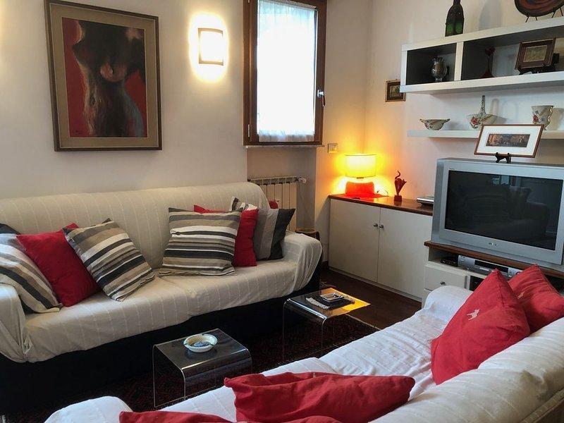 'Migliaro' Con giardino e piscina  - LIGURIA HOLIDAYS, location de vacances à Vescina