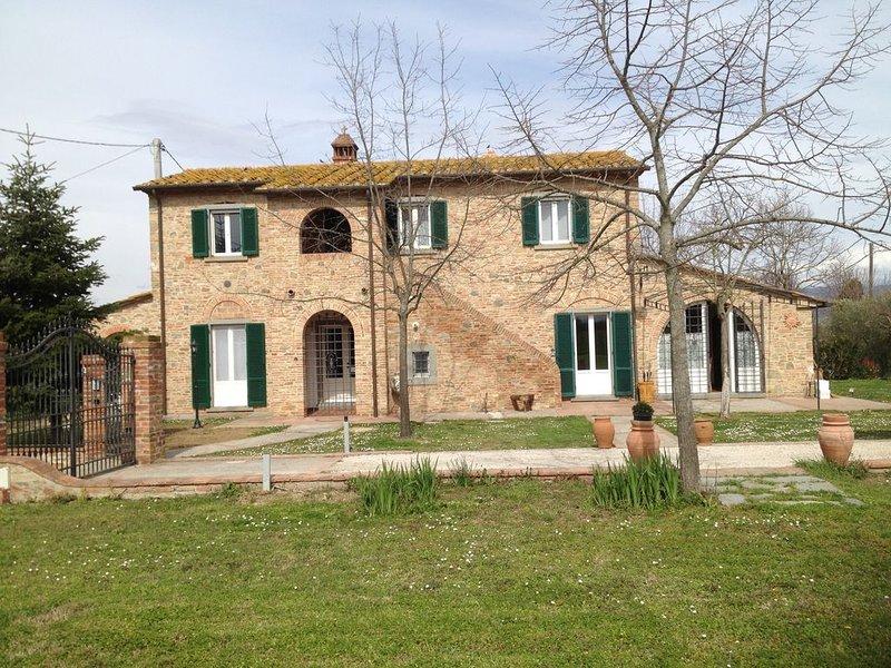 Casa dei Tigli due.., vacation rental in Montecchio della Pozzanghera