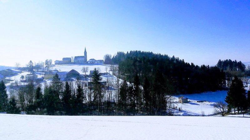 Knus appartement in mooie omgeving, location de vacances à Neureichenau