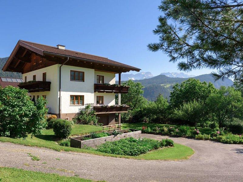 Stunning Apartment in Forstau Salzburg near Ski Area, holiday rental in Untertauern
