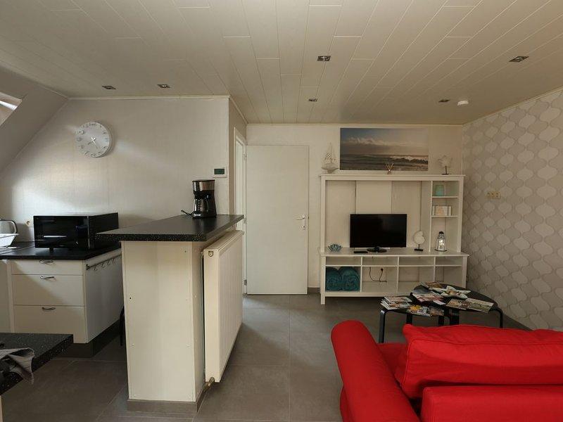studio niet ver van strand&zee, location de vacances à Bredene