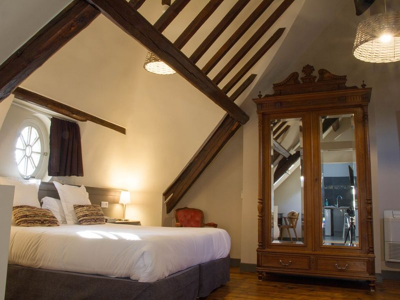 The nest, un nid douillet au coeur d'Amiens, holiday rental in Jumel