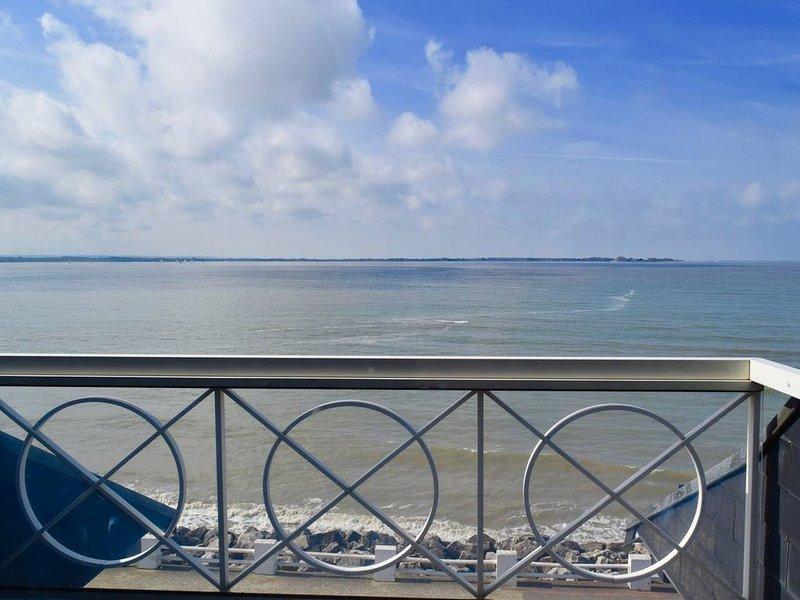 Fenêtres sur Baie - Duplex vue sur mer, vacation rental in Somme