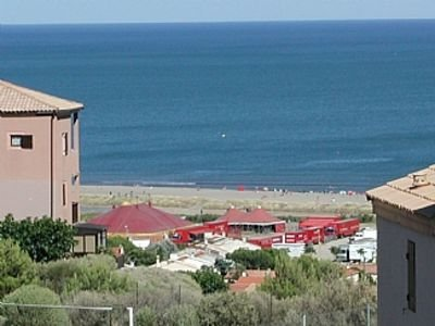 Apartment with Pool 300 m from the Beach, holiday rental in Fleury