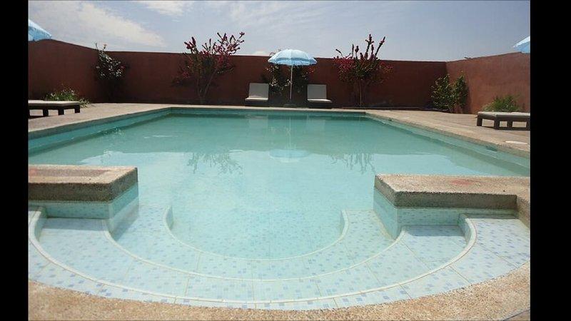 VILLA AVEC PISCINE PRIVEE SANS VIS A VIS, holiday rental in Ourika