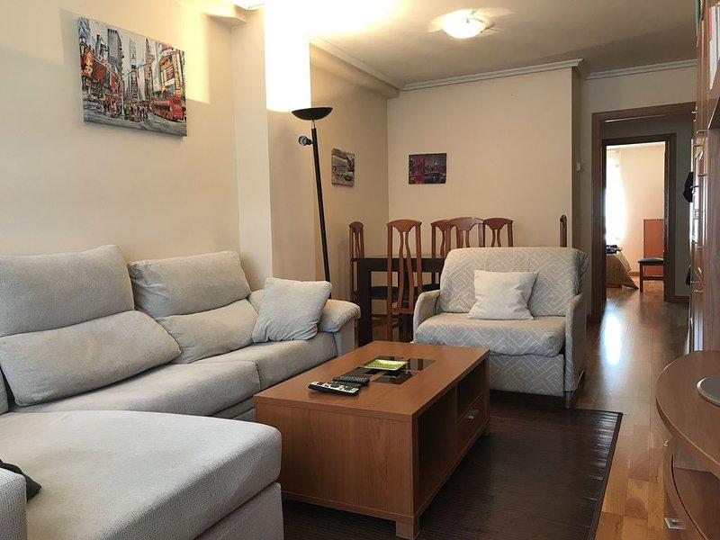 Vivienda  de uso vacacional totalmente equipada, holiday rental in Leon