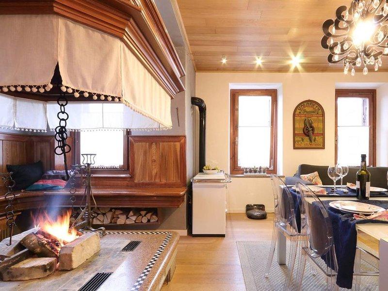 Appartamento El Fogher * CharmingDolomites, ideale per coppie e famiglie., holiday rental in Val di Zoldo