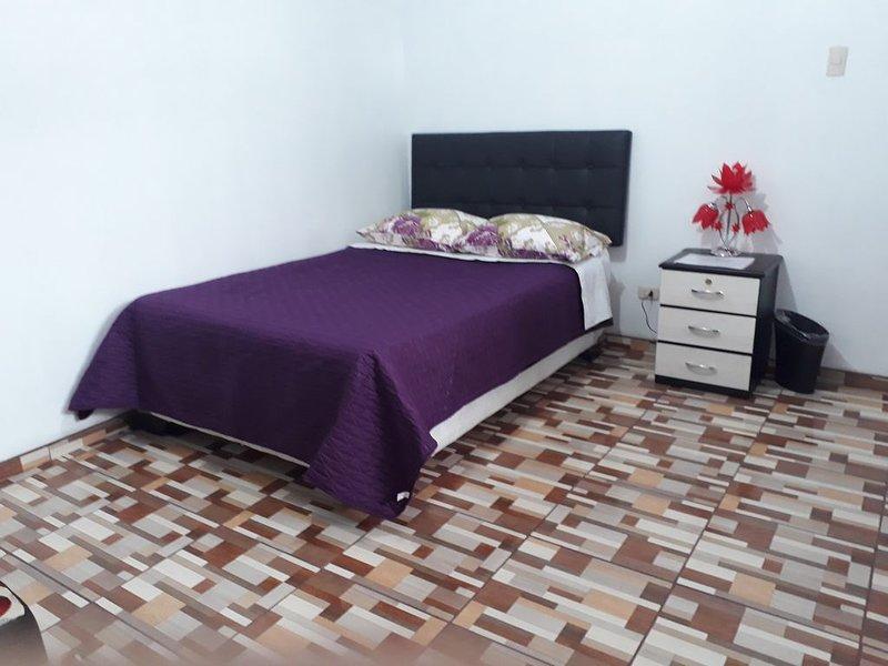 habitacion doble estandar, holiday rental in Los Olivos