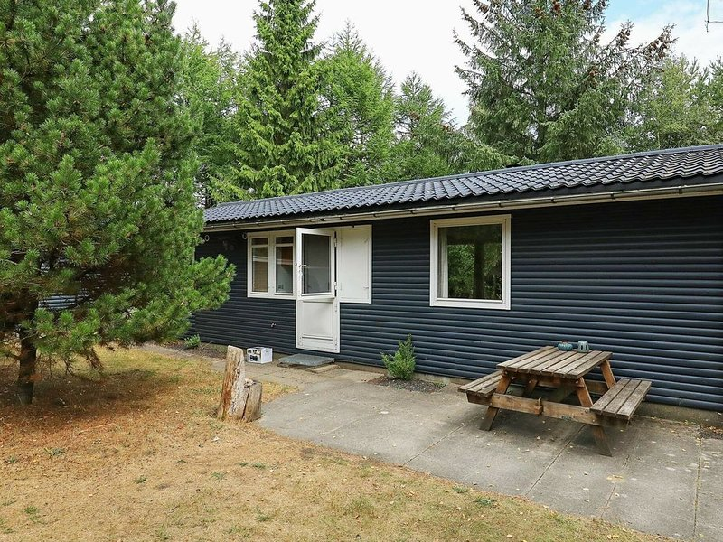 Comfortable Holiday Home with Barbecue in Hojslev, vacation rental in Skive
