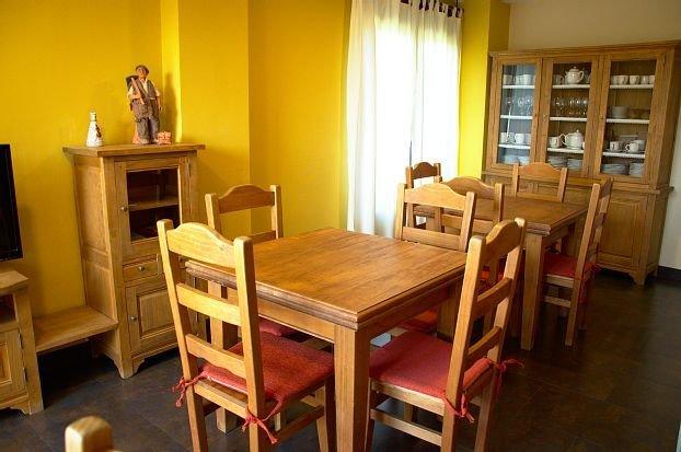 Casa Rural el Abrigaño para 12 personas – semesterbostad i Buniel