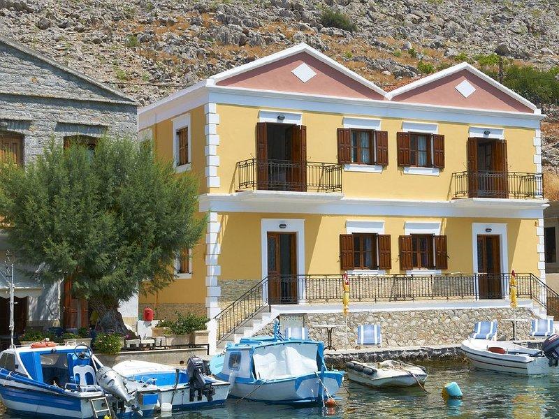 Perla di Mare - Katoi 2 ' Wonderful View ', vacation rental in Pedi