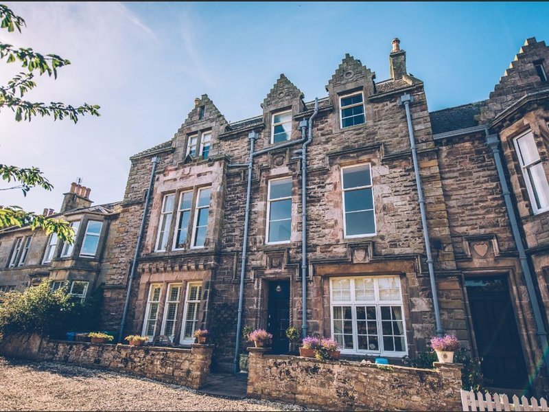 Stunning Victorian Merchant House in Crail, holiday rental in Crail